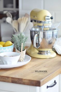Pastel Kitchenaid Pastel Kitchen Yellow Kitchen Kitchen Aid