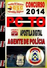 Apostila Concurso Pc To Agente De Policia 2014 Novo Concurso Pc To