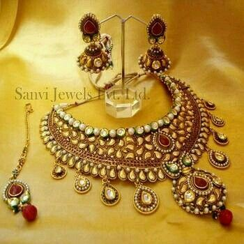 Beautiful G L I T T E R S Pinterest Indian jewelry Jewelery