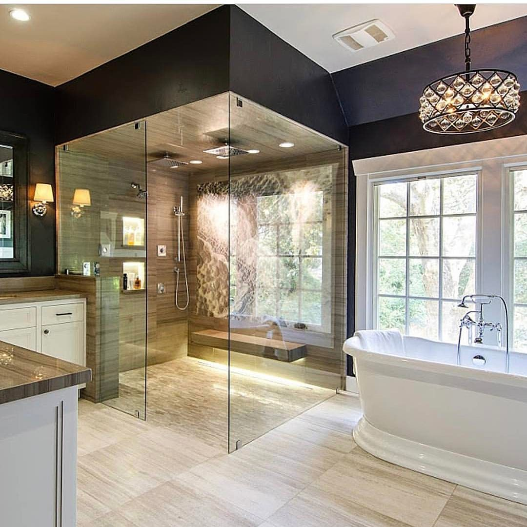Dream Bathroom: Pin Von Bailey Nicole Auf Home In 2019