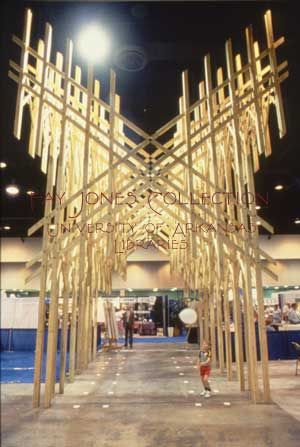 Arkansas Chapter AIA - Exhibition Pavilion