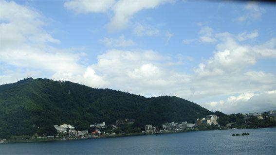 Kawaguchi-ko, Aug. 2009