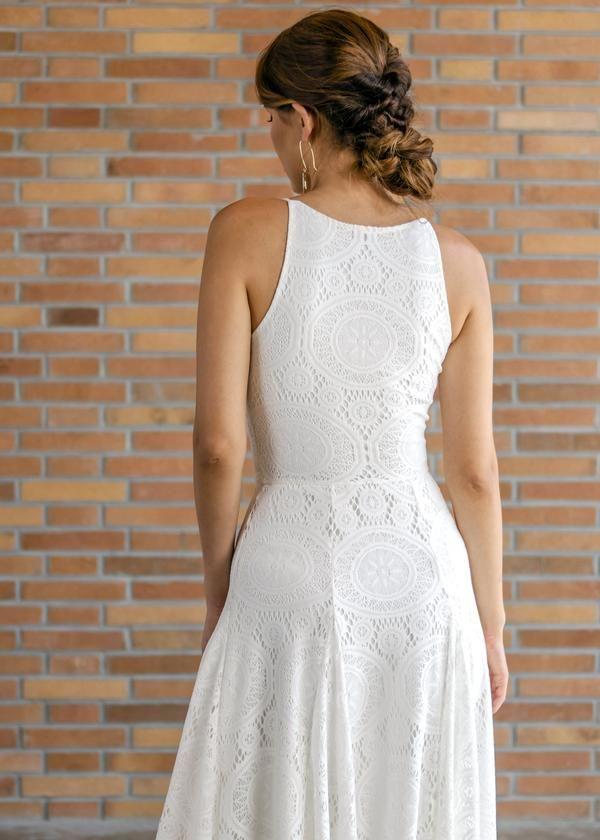 Wear Your Love | Barcelona Dress | Bohemian Wedding Dress