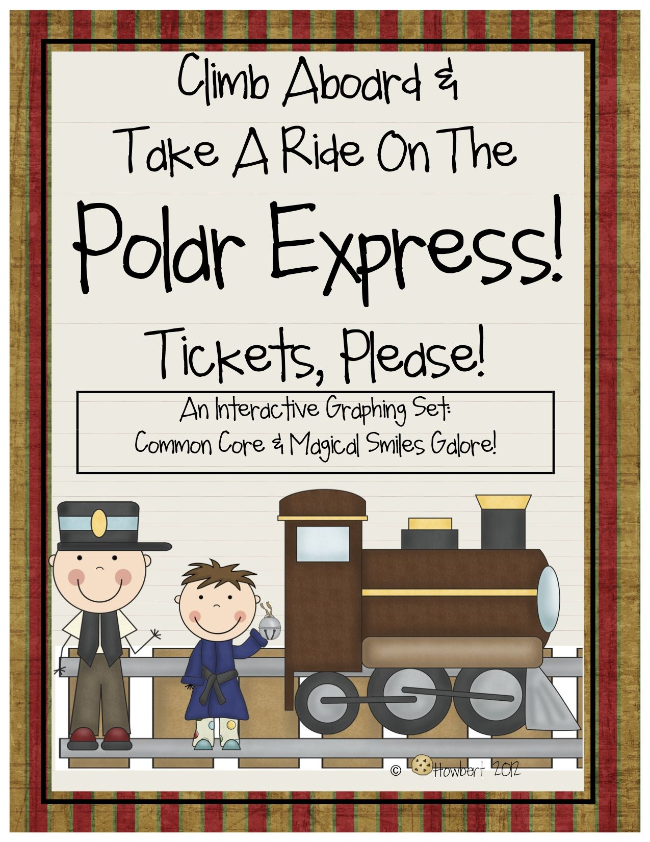 All Aboard For Graphing The Polar Express