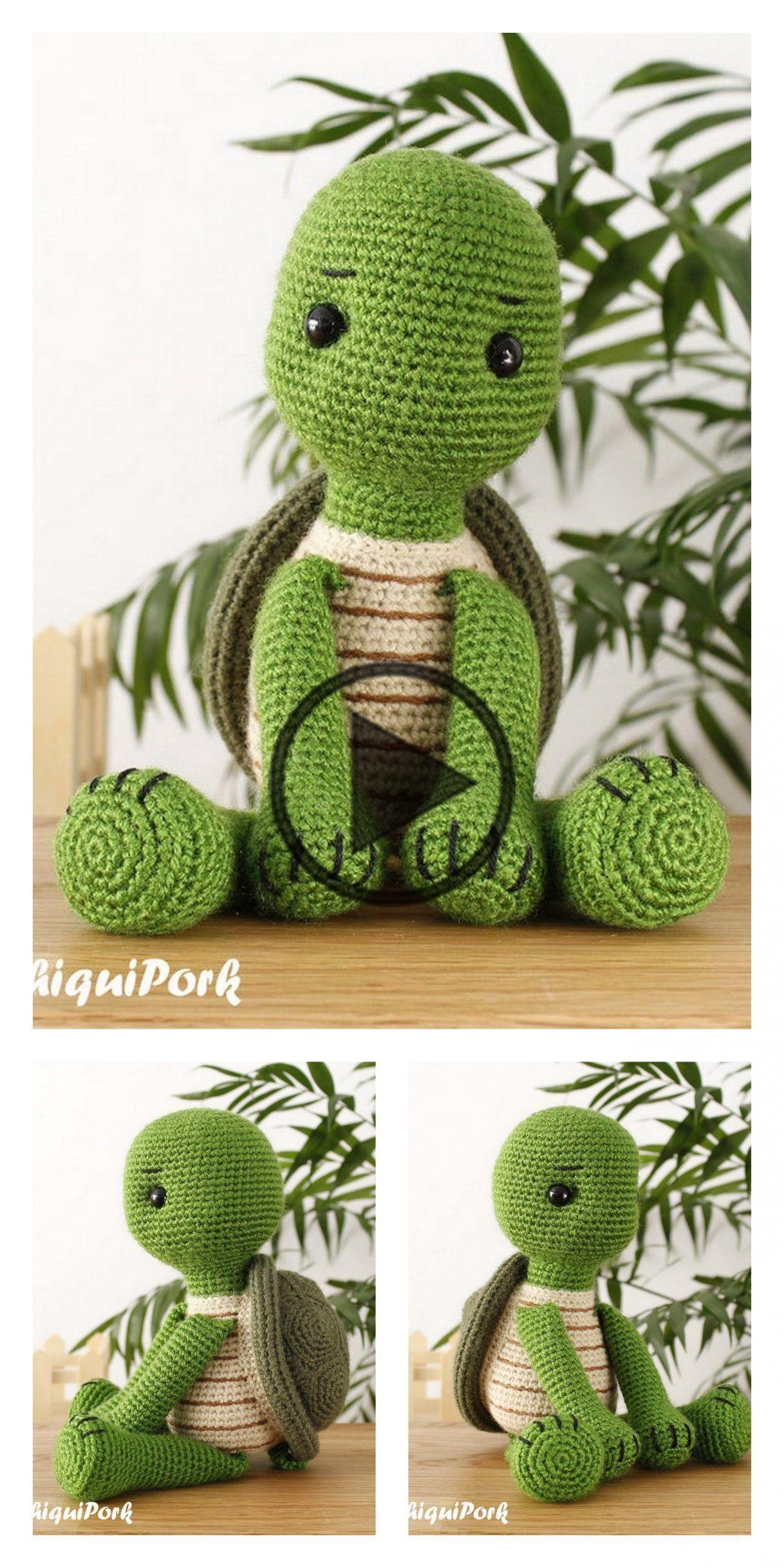 Our Favorite Pinterest Crochet Patterns | Crochet snail, Crochet ... | 2436x1218