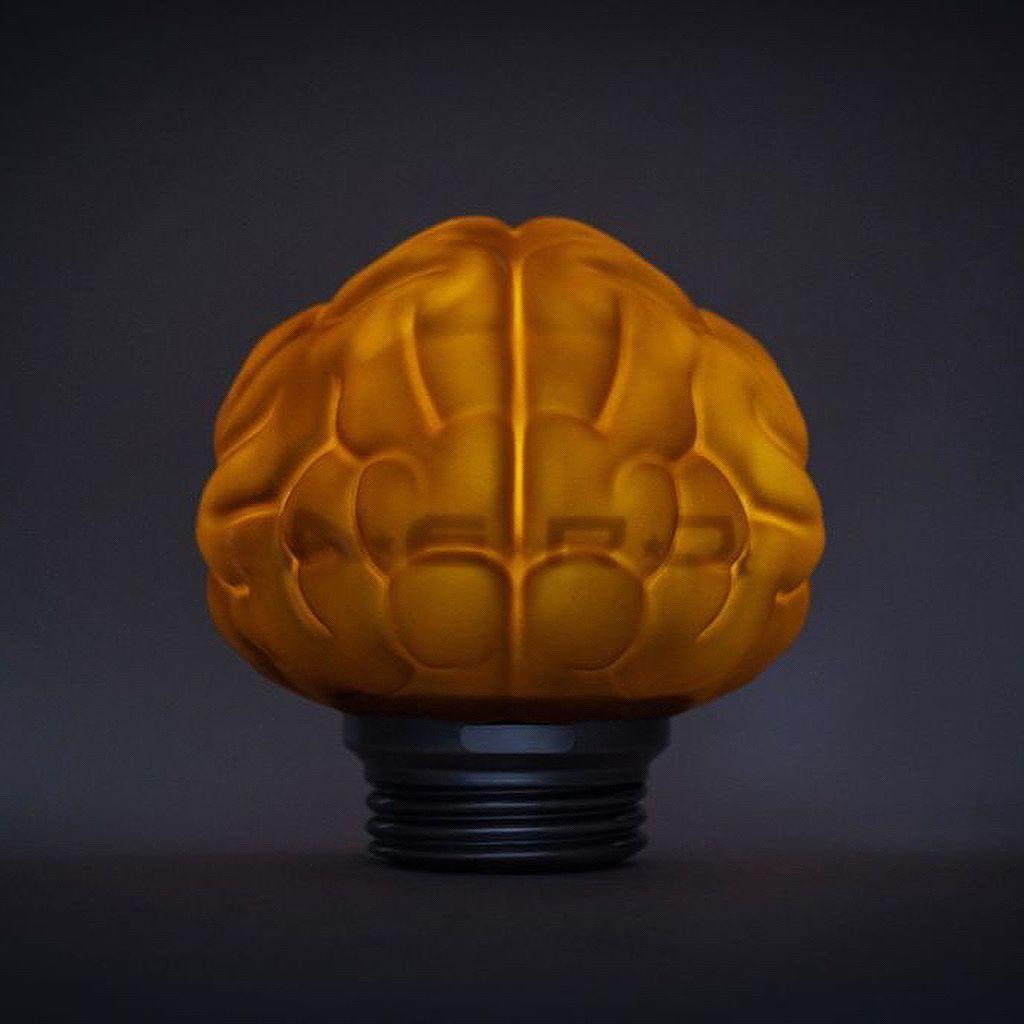 nerd x bait x switch collectibles brain bulb collectibles