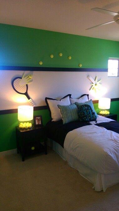 . Tennis room   Home Design in 2019   Tennis decorations  Tennis shop