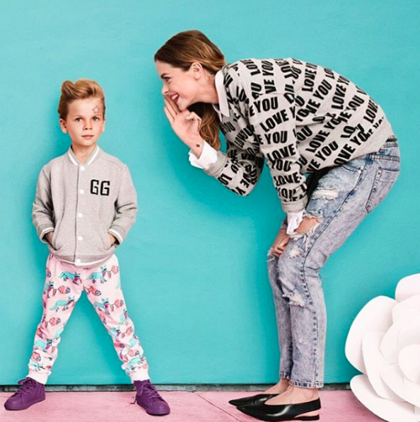Jaime King Just Created The Most Adorable Gender Fluid Clothing Line For Kids Femestella Gender Neutral Clothes Clothes Jaime King