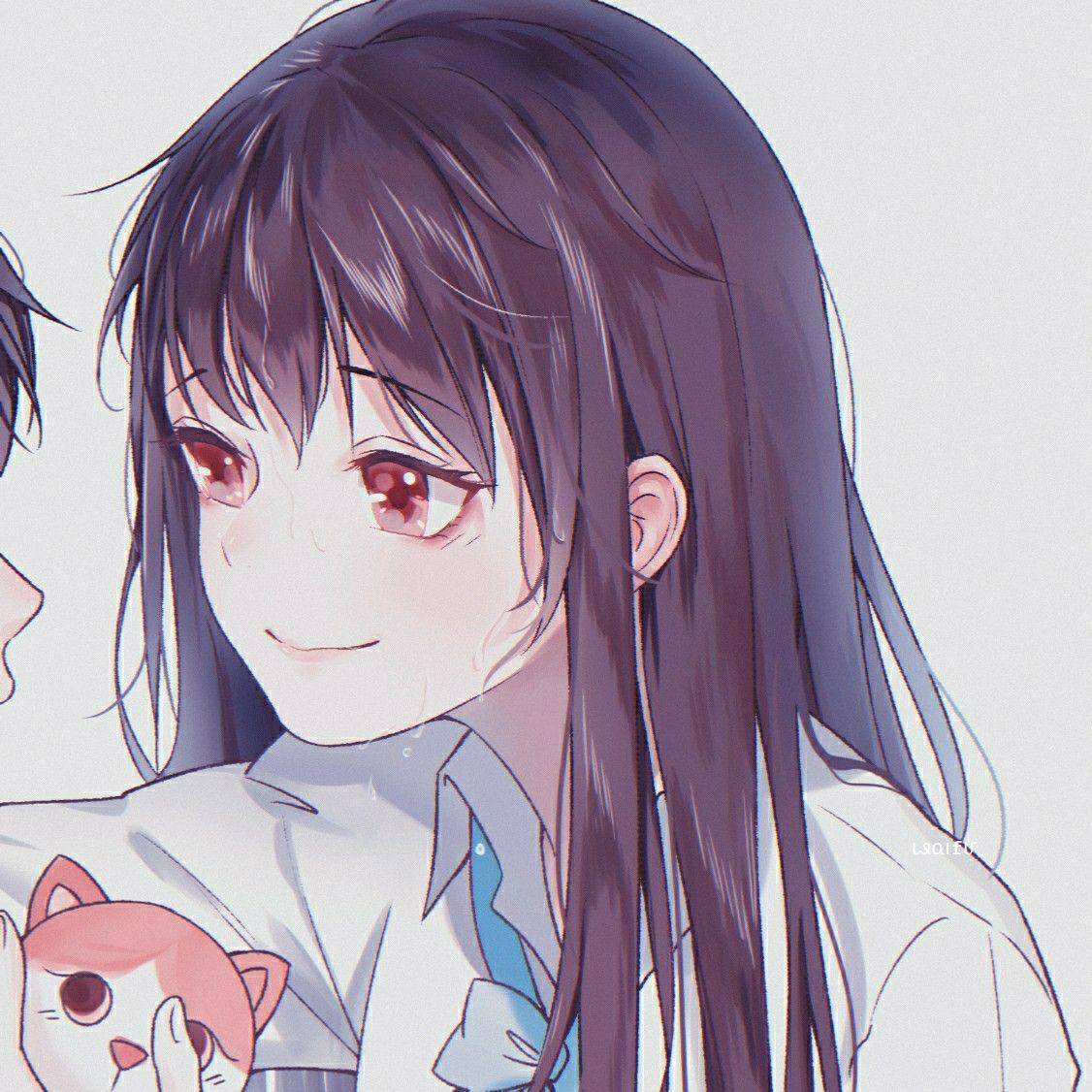 Pin Oleh Rineshu Di Matching Pfp Di 2020 Gambar Karakter Gambar Anime Gambar