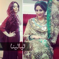 صور أجمل إطلالات وفاء عامر في حلاليها في رمضان Fashion Sari Saree