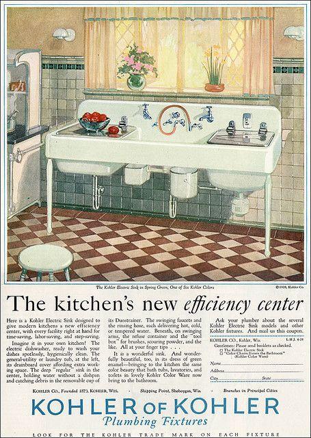 Vintage Kitchen Appliances, Retro