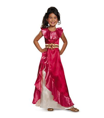 disney junior elena of avalor adventure dress halloween costume child size - Disney Jr Halloween Costumes