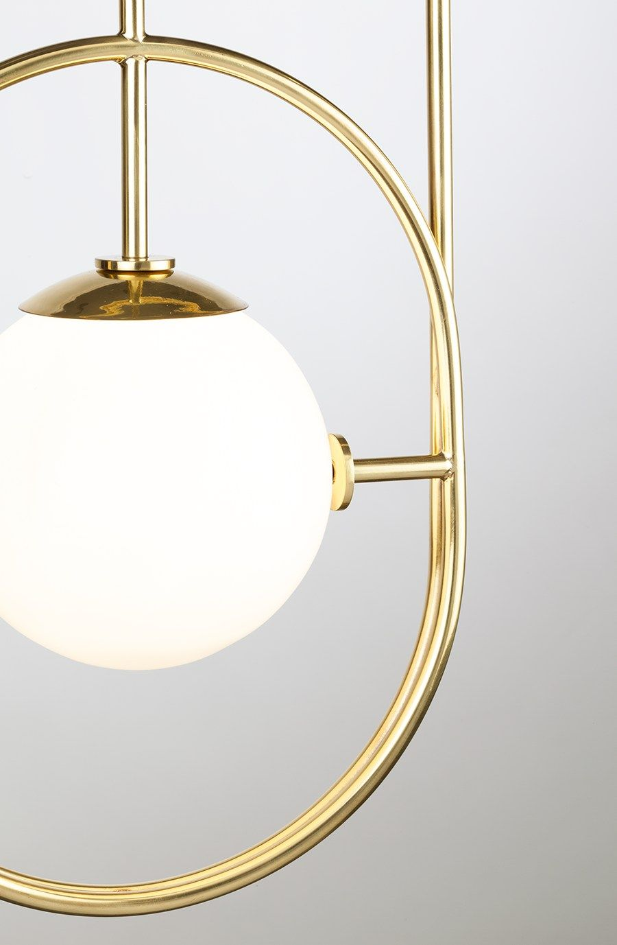 LOOP I | Pendant Lamp By Mambo Unlimited Ideas Design Claudia Melo