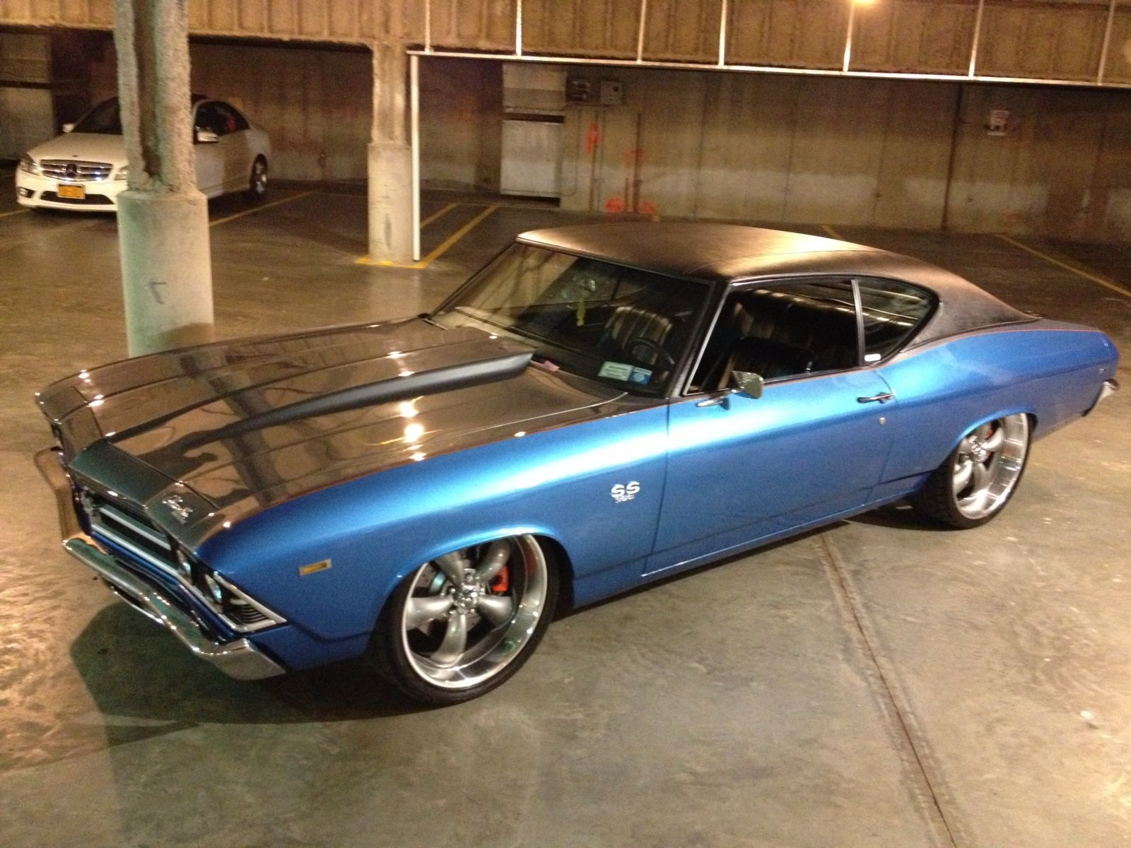 1969 Chevelle Pro-Touring Maintenance of old vehicles: the ...