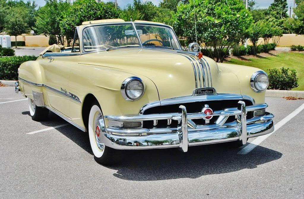 1951 Pontiac Other Convertible | Pinterest | Convertible, Motor car ...