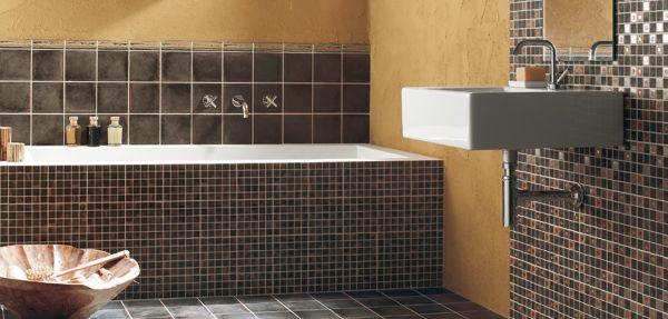 spiegel im bad mit mosaik alle ideen f r ihr haus design. Black Bedroom Furniture Sets. Home Design Ideas