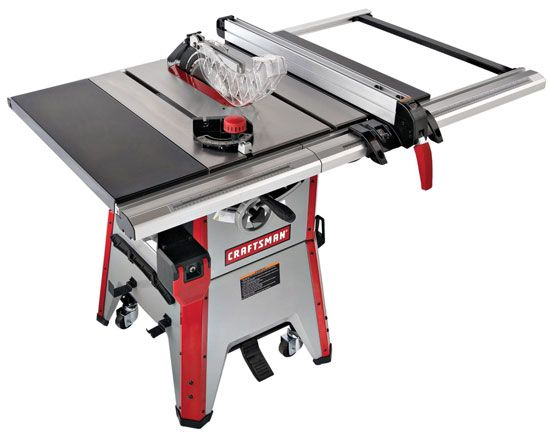 Reader Question Jet Vs Craftsman 10 Inch Table Saw For Home Contractor Table Saw Table Saw Sears Table Saw