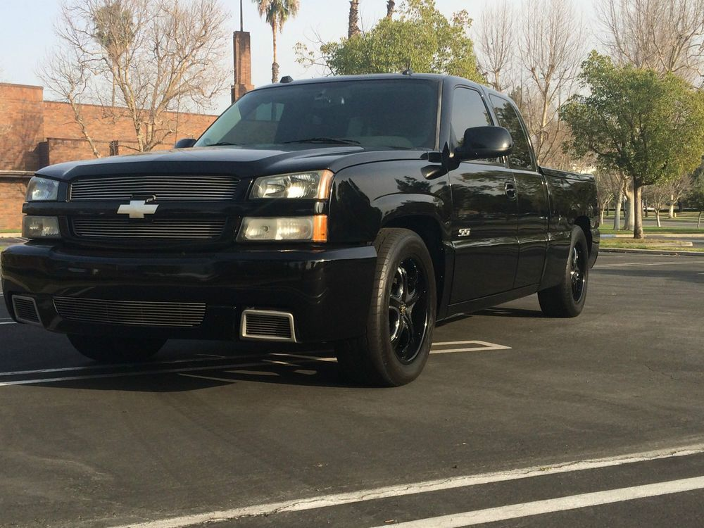 2005 chevrolet silverado 1500 super sport ss projects to. Black Bedroom Furniture Sets. Home Design Ideas