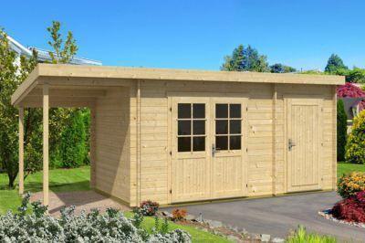 más de 1000 ideas sobre gartenhaus mit schleppdach en pinterest, Moderne