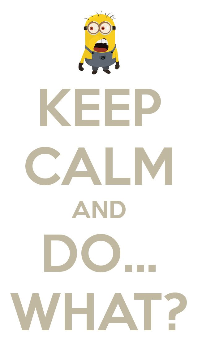 Keep Calm And Do What Wallpaper