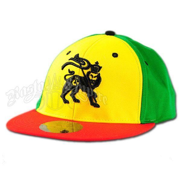 073573ab4a6 Lion of Judah Rasta Cap  Rasta  RastaEmpire