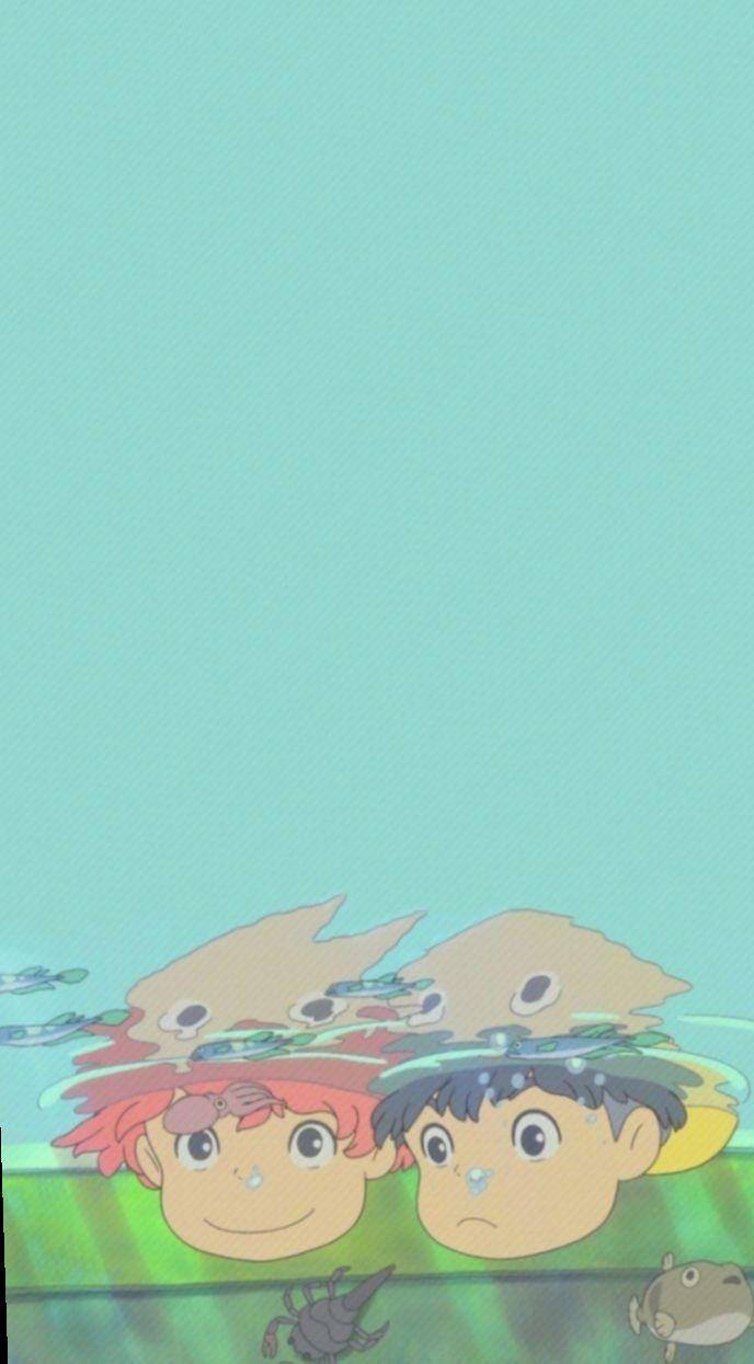 12 Cute Aesthetic Anime Background 壁紙 ジブリ 漫画の壁紙 ジブリ