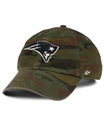7ed920ceca9  47 Brand New England Patriots Regiment Clean Up Cap - Green Adjustable.