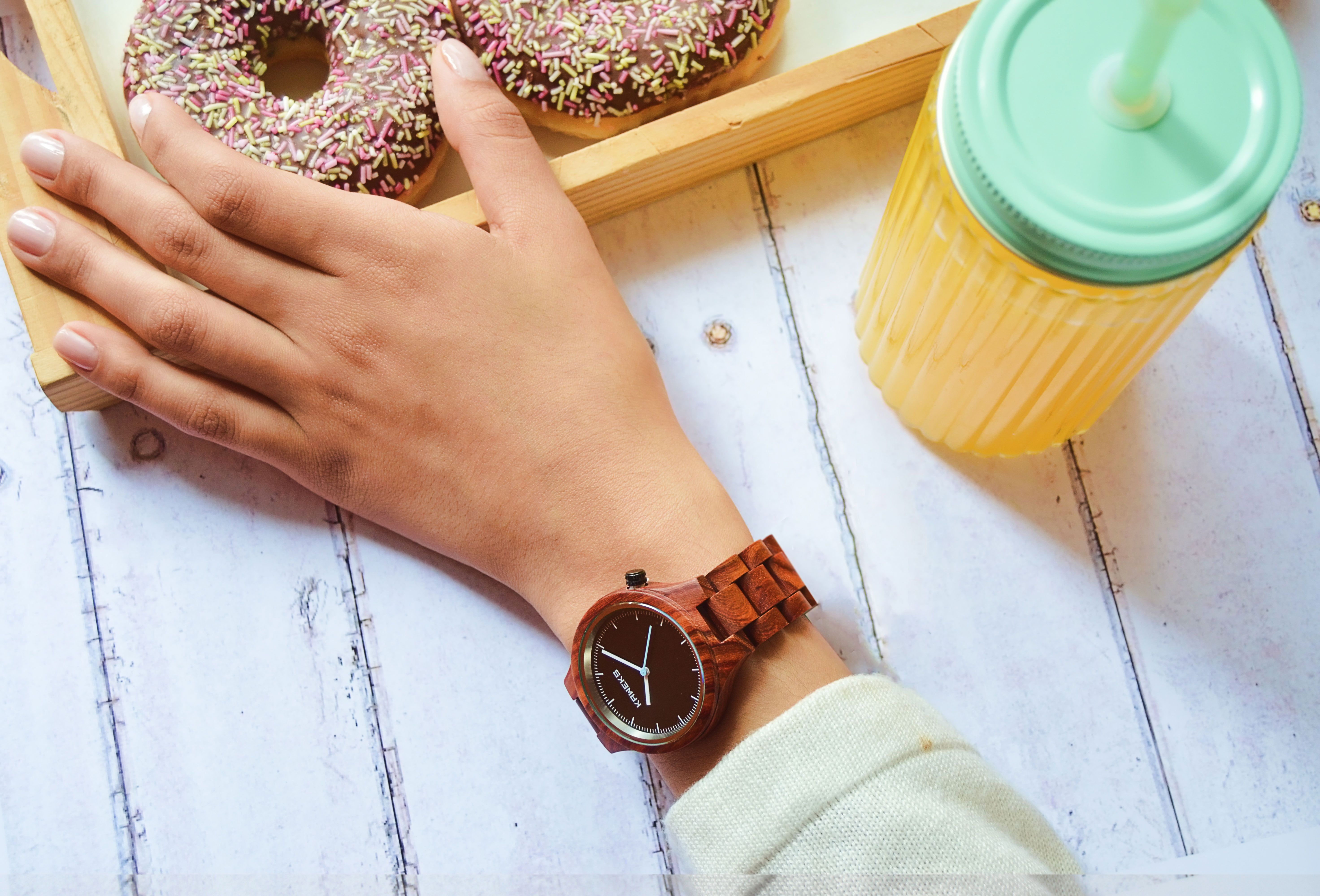 With Always Your Kaweks Wood Watch dtshCQr