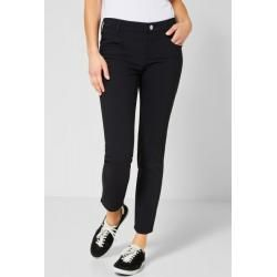Photo of Street One – Yulius Casual Fit Pants in Black Street One