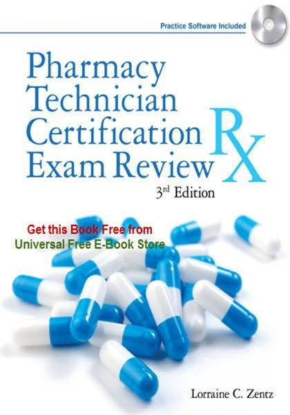 Pharmacy Technician Certification Exam Review Rd Edition Ebook