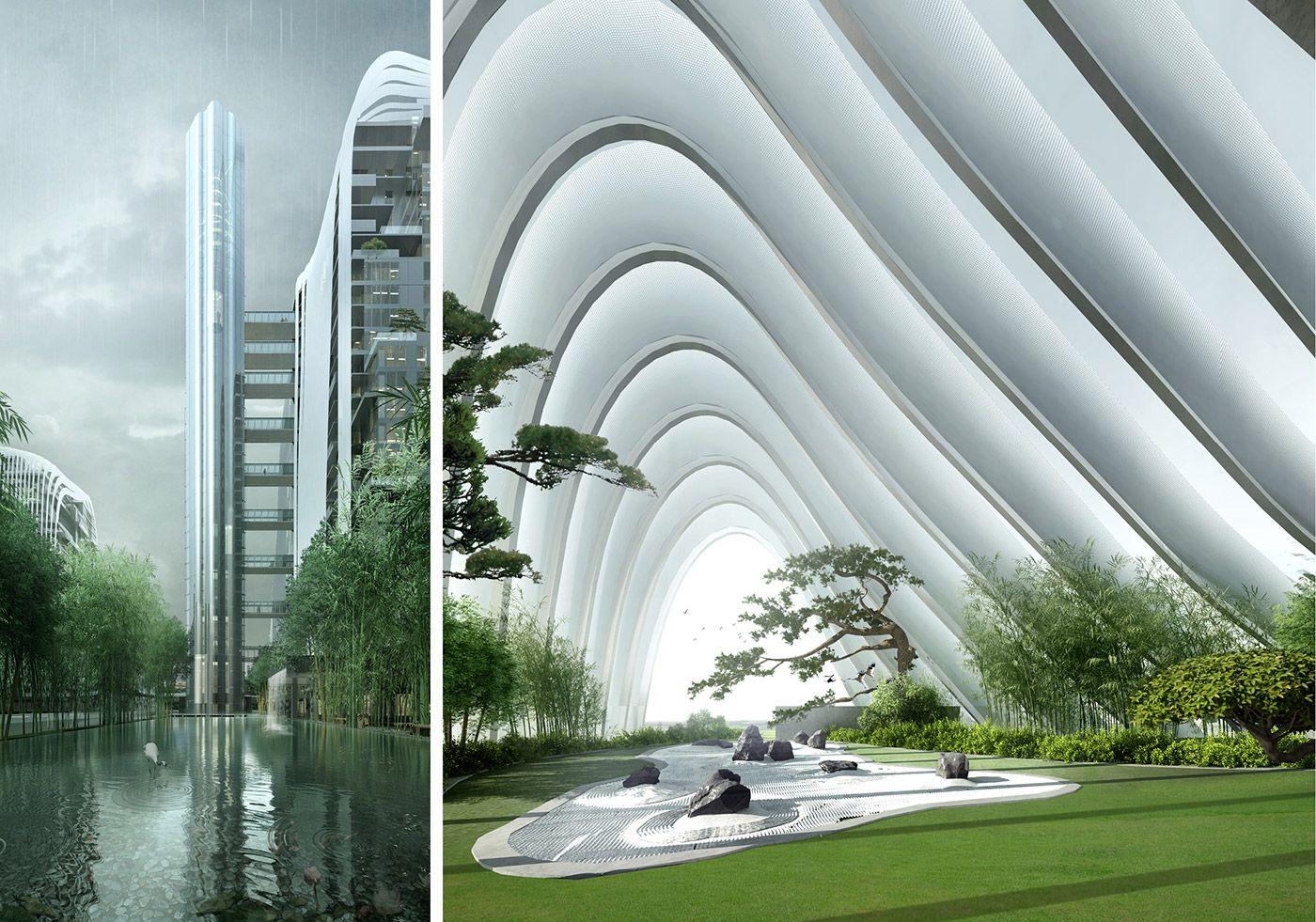 Nanjingg asian futures pinterest futuristic
