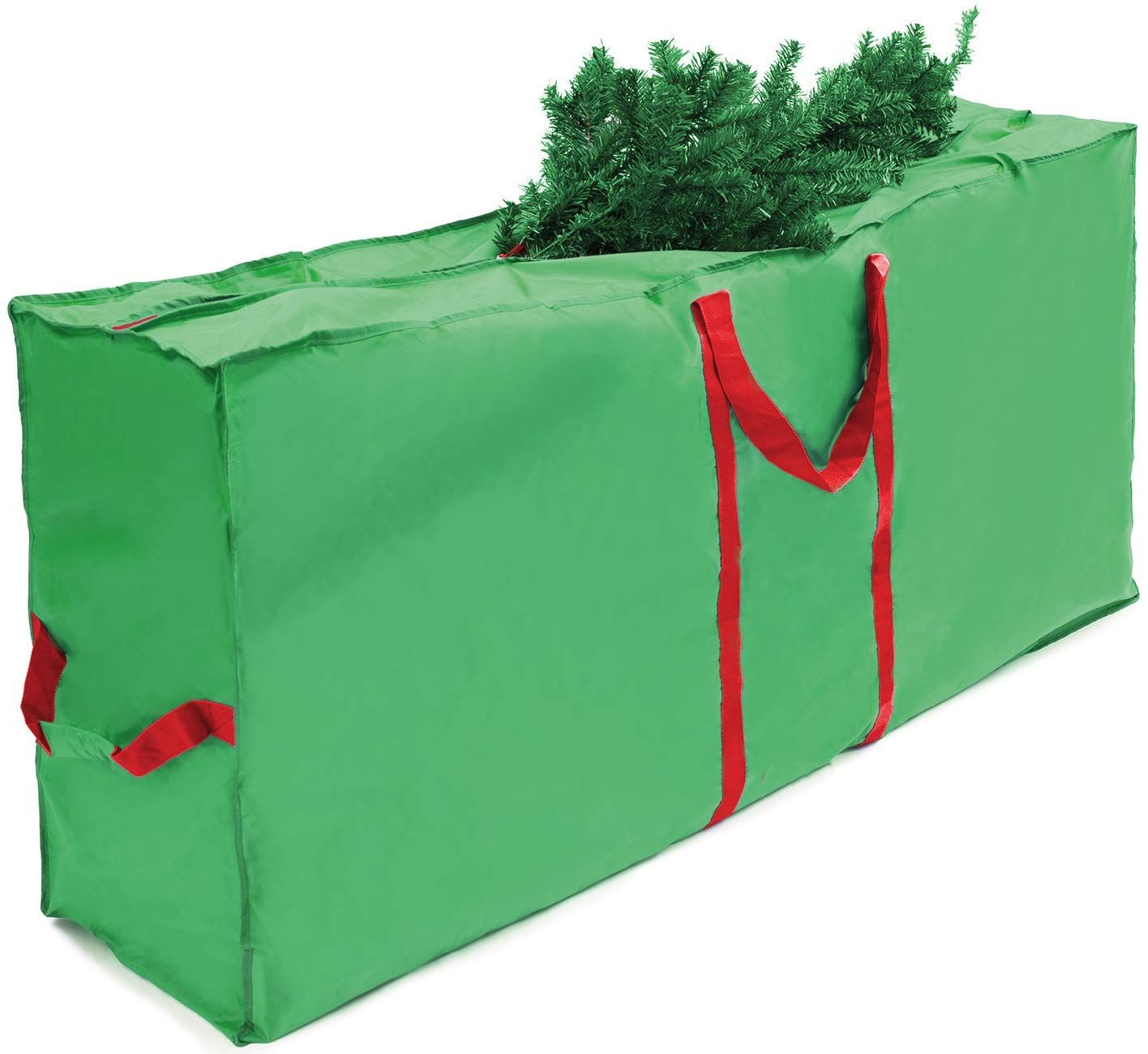 Christmas Tree Storage Bag By Vaultsaca Storage Bins Storage Containers Heavy Duty Christmas Tree Storage Christmas Tree Storage Bag Christmas Decorations