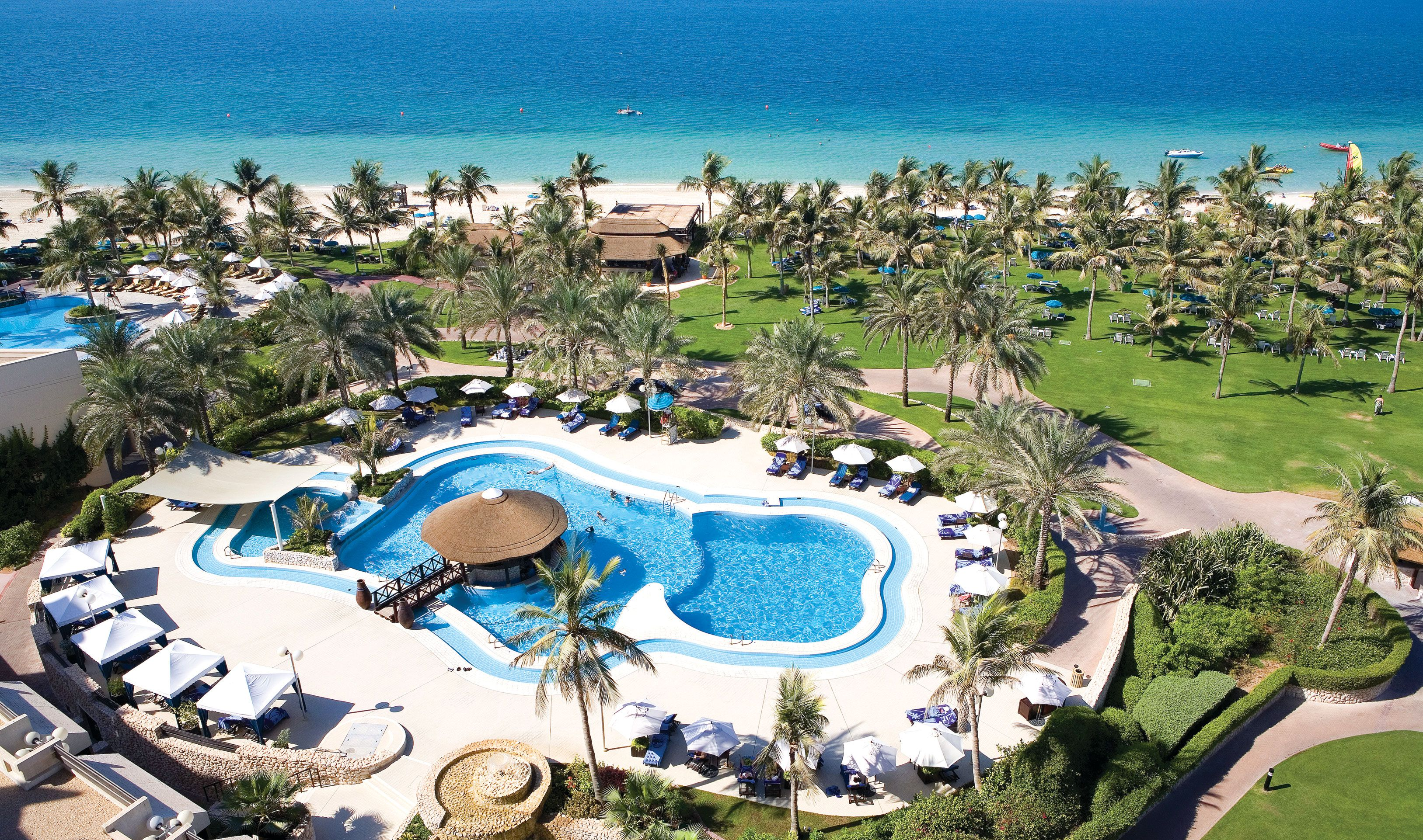 Ja Jebel Ali Beach Hotel Dubai Is Renowned For An Unpretentious And Relaxed Holiday Atmosphere
