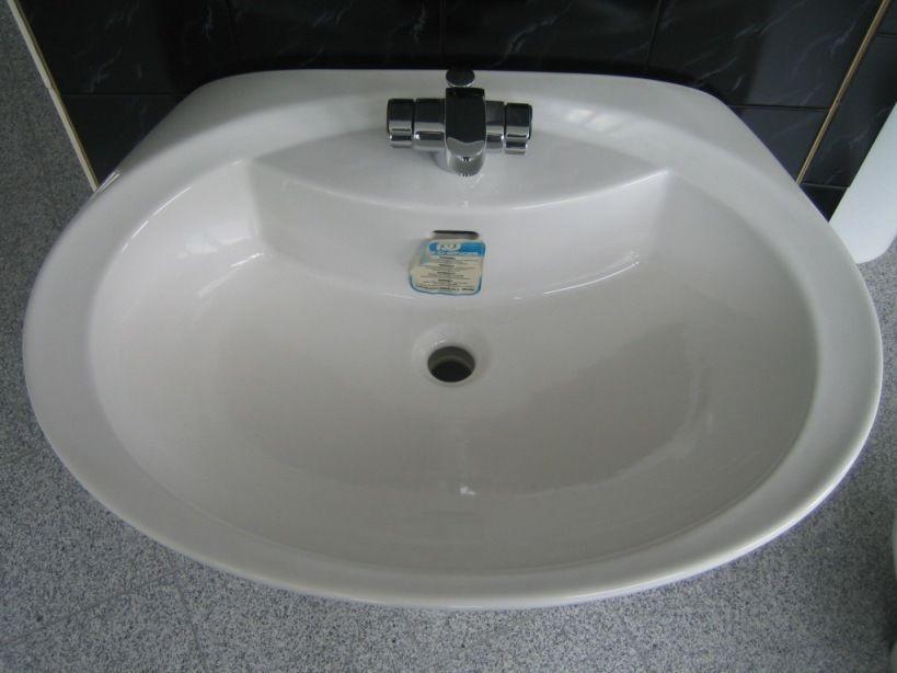 Pozzi Ginori Waschbecken Waschtisch 73x52 70 75 Cm Weiss
