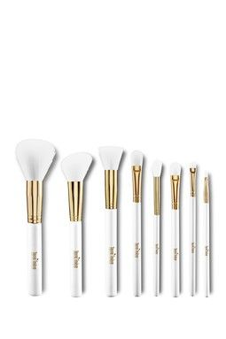 terre mere brushes  8piece set  cosmetic brush set