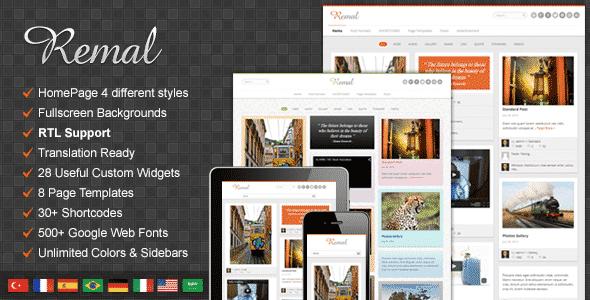 Free Wordpress Responsive Website Themes