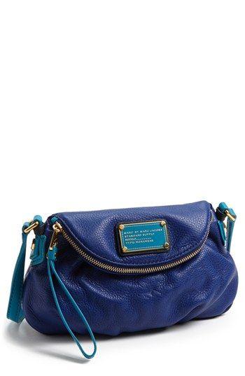 2e17a1eda362 MARC BY MARC JACOBS  Classic Q - Mini Natasha  Crossbody Bag ...