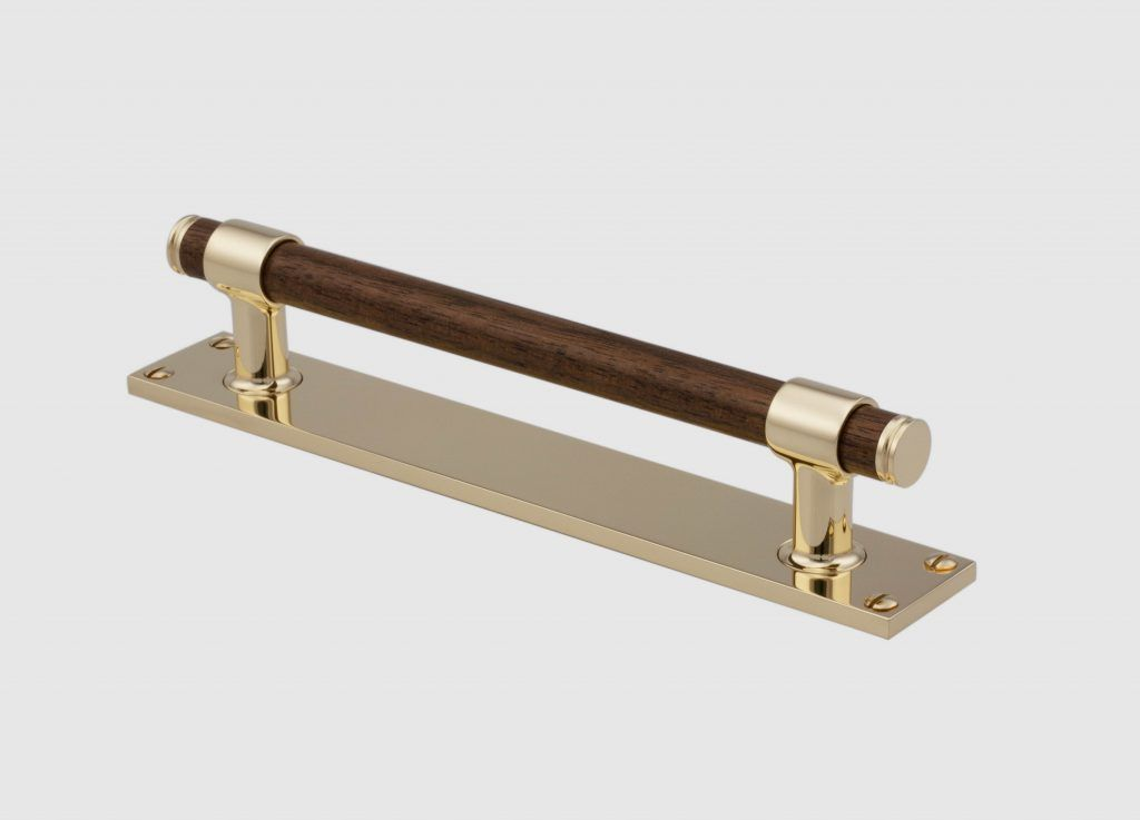 Our Modern 6527 7 Pull Is A Sophisticated Melding Of Metal And