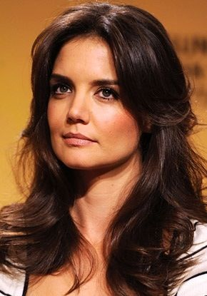 Katie Holmes Hairstyles Glamorous Katie Holmes Hair Envy  Kati  Pinterest  Long Hairstyle Hair