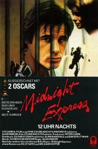 Image result for midnight express movie poster