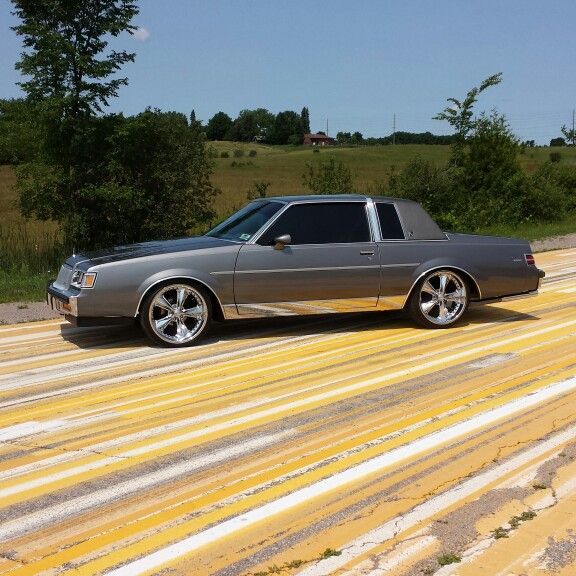 Herb Chambers Chevrolet Buick Pontiac: 1985 Buick Regal Limited