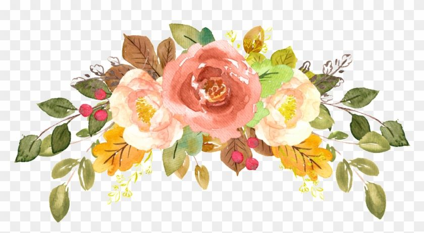 Find Hd Watercolor Flowers Vector Pictures And Cliparts Download Watercolor Yellow Roses Png Watercolor Flower Vector Watercolor Flowers Watercolor Circles