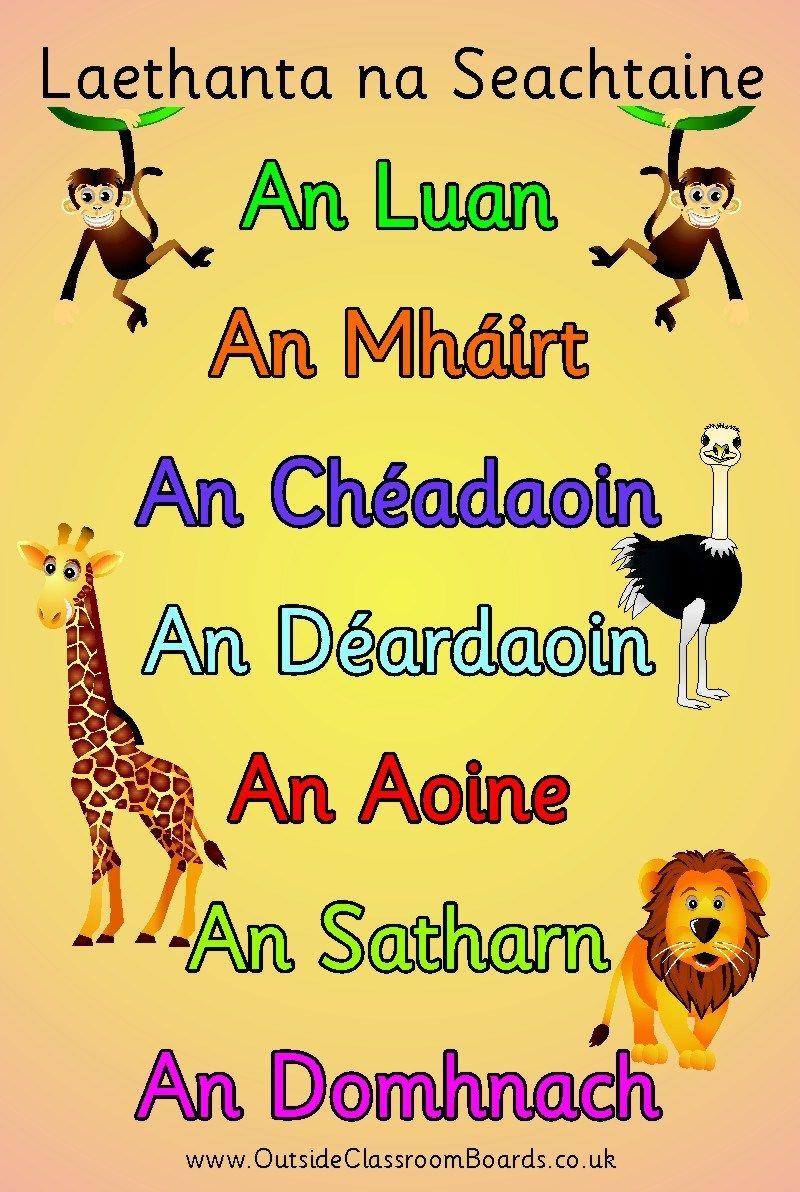 Fearas Scoile Gaeilge Irish Language