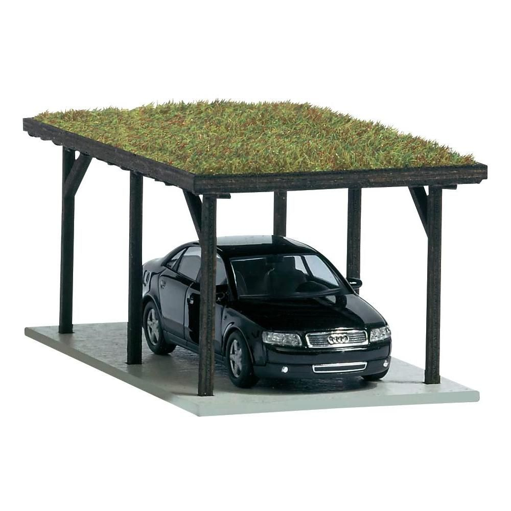 Best Carport With Green Roof Carport Green Roof Wooden Carports 400 x 300