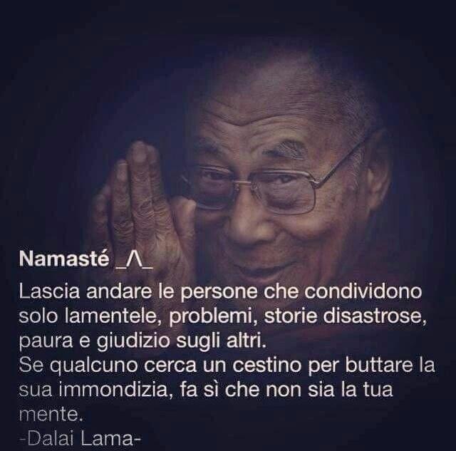 Dalal Lama Namaste Citazioni Citazioni Buddiste Citazioni Sagge