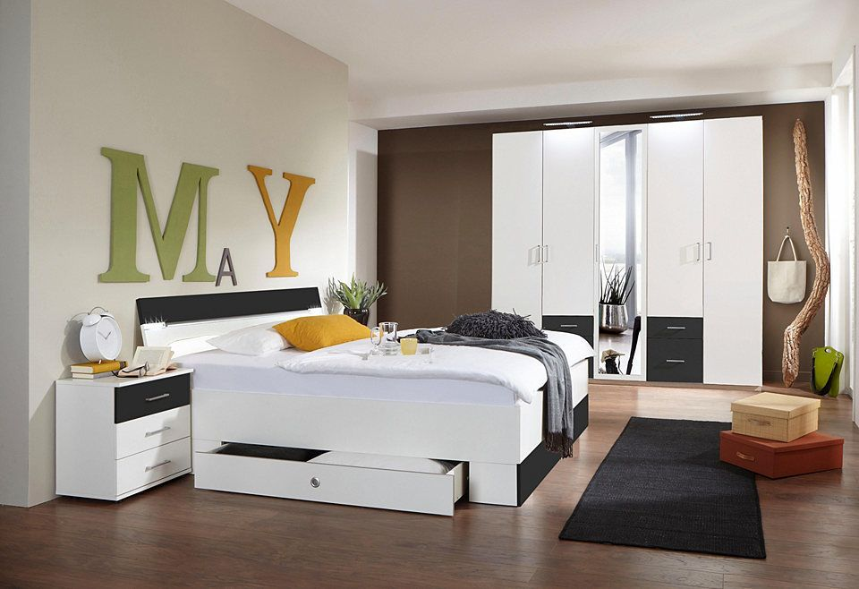 Wimex Schlafzimmer-Spar-Set (4-tlg) Jetzt bestellen unter   - schlafzimmer komplett