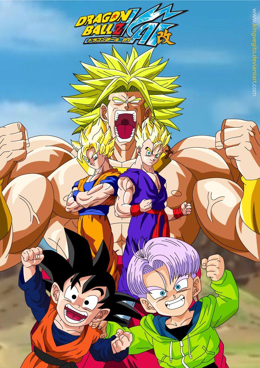 Dbz Kai Movie 10 By Kingvegito On Deviantart Dragon Ball Z Dragon Ball Anime