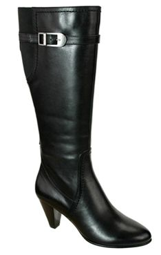 893d3bfb7bf David Tate Women s Ava Super Wide Calf™ Boot (Black) Women s medium to extra  wide foot widths with padded comfort insole