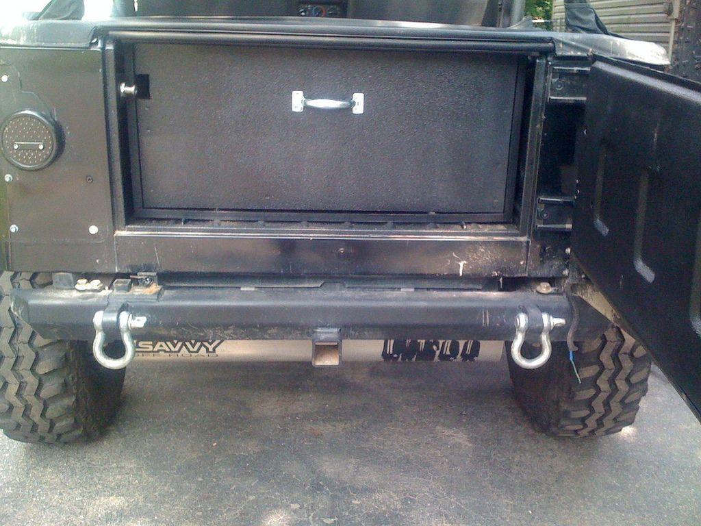 jeep tj storage solutions - JeepForum.com