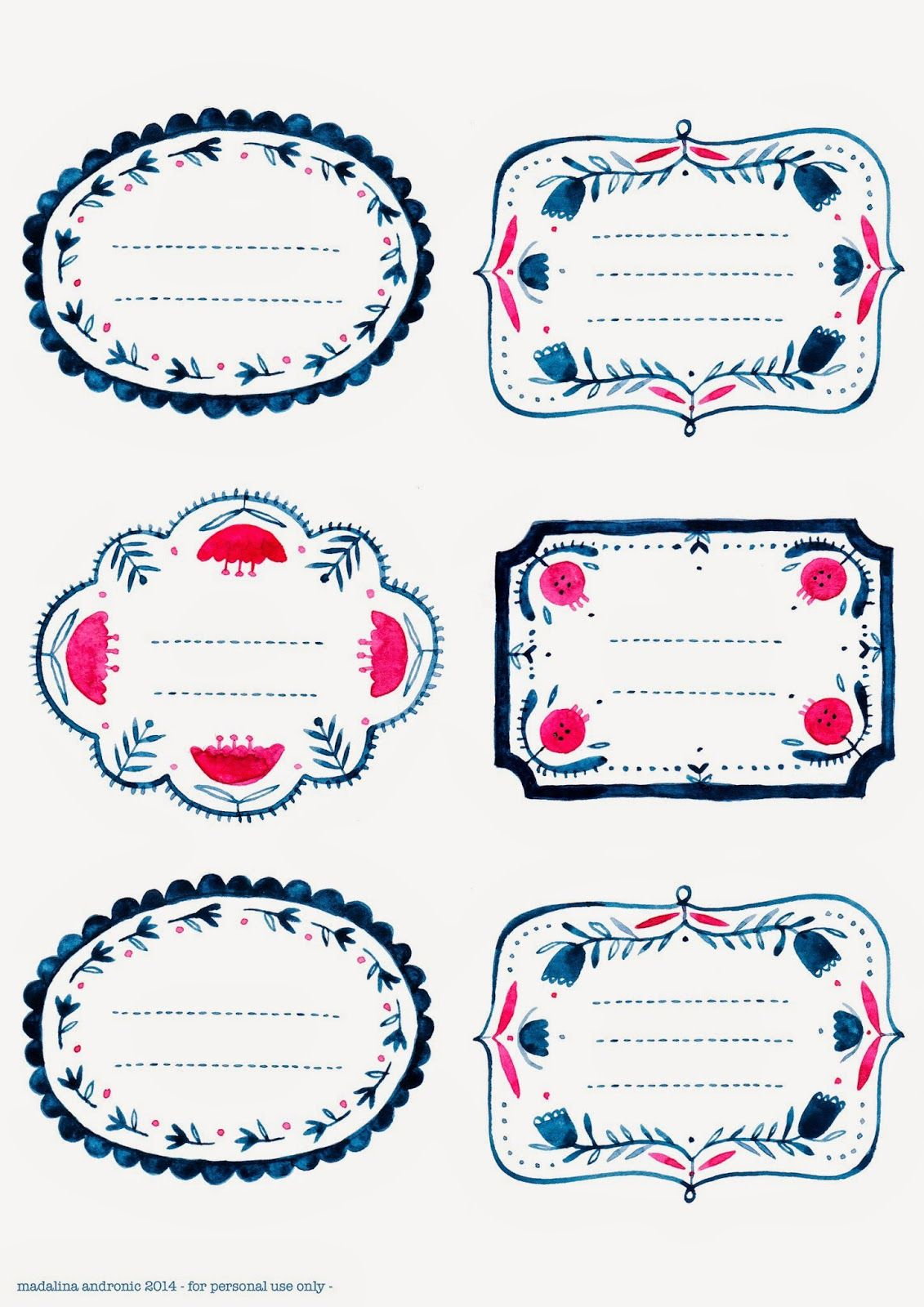 Etiquetas para conservas y mermeladas | mermeladas | Pinterest ...